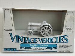 1987 Ertl English Fordson 1/43 Toy Tractor Vintage Vehicles 2526