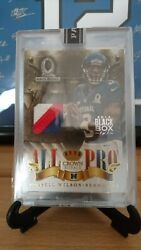 2014 Panini Crown Royale Qb Russell Wilson3 Patch Nr. 1/1 Seattle Seahawks
