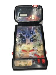 Star Wars The Force Awakens Tabletop Pinball Machine Light Up Sound Effects