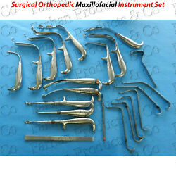 Surgical Orthopedic Maxillofacial Instrument Set By Farhan Products And Co