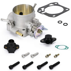70mm Throttle Body With Tps And Map Sensor For Honda B D F H Series Engine M/t