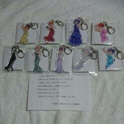 Yuuna And The Haunted Hot Springs We Never Learn Novelty Keyholder F/s Japan