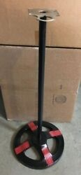 Original Ford Gumball Machine Stand Hard To Find This Item Black And Red