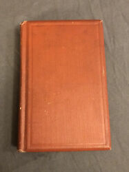 Letters And Social Aims - Ralph Waldo Emerson First Edition 1876, Rare Vintage