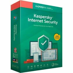 Internet Security 2020 3 Pc / Device 1 Year - Multi-device License Upgrade 2021
