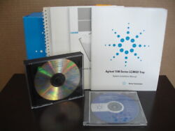 Agilent Lc/msd Reference Collection, G2170-90803 Chemstation Plus 14010
