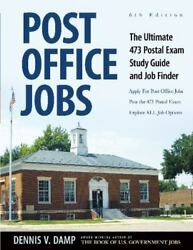 Post Office Jobs The Ultimate 473 Postal Exam Study Guide And Job Finder