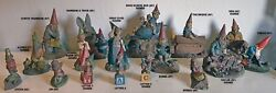 Tom Clark Vintage Gnomes Collection - Excellent Condition Sold As A Group