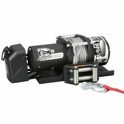 Bulldog Winch 10031 7800 Lbs. Trailer Winch With 47.5and039 Wire Rope New