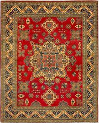 Hand-knotted Carpet 8and0390 X 9and03910 Traditional Vintage Wool Rug...discounted