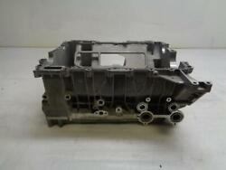 Porsche Boxster S Crankcase Left 3.2 996 101 142 0r Cylinder Bank 4 5 6 Used R24