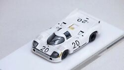Preorder Aircooled 1/64 White Pig Porsche 917/20 71 Lemans 24h May Delivery