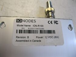 Io Nodes Ion-r100 Ultra Compact Video Decoder For Use With Any H.264/mjpeg Vide