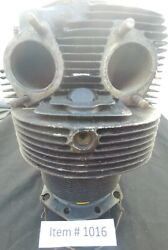 Pre Owned Lycoming Cylinder 60609 - Valves And Springs - No Paper Work - 1016