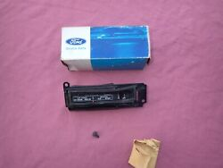 1967 Mercury Heater And A/c Control Panel Kit Nos C7my-19808-a Monterey