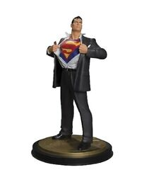 New Superman Forever Statue Dc Comics By Alex Ross Figure Comic Book Batman