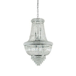 Chandelier Classic With Crystals Dl0171