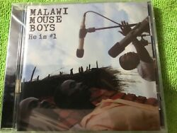 Malawi Mouse Boys - He Is No.1 [cd] New Sealed