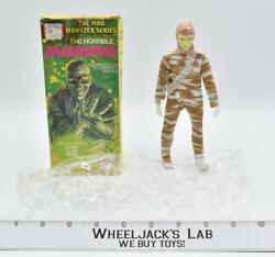 The Horrible Mummy Mad Monster Series New In Box Mego 1973 Vintage Action Figure