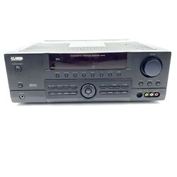 Klh Audio Video Receiver Model R5100 Digital Surround Sound Tested And Working