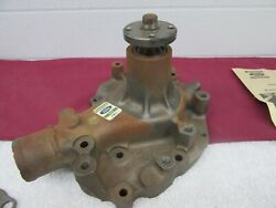 Nos 1970-1979 Ford Mercury 302ci 351w Remanufactured Water Pump Boss 302 Dp