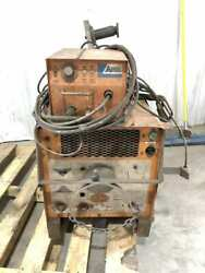 Airco 2dcr-s224 Airomatic Miget 200a Dc Mig / Wire Feeder Welder 1ph