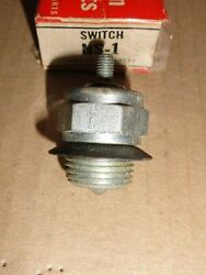 Nors 1955-64 Dodge And Plymouth Neutral Safety Switch W/ Auto Trans 1704283