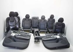 Volvo Xc90 Mk2 Interior Seats W/ Door Cards And Center Console Kit Rhd 31393116