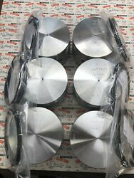 Continental 632585 Tsio-520 P010 Pistons With Rings
