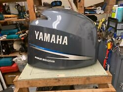 Yamaha Outboard, F150 Top Cowling, P63p-42610-01-00