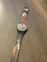 Vintage Rare Swatch Watch Mediciand039s Gb127 . 1989 . Working