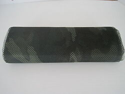 NEW USGI WOODLAND CAMOUFLAGE INDIVIDUAL NET SNIPER VEIL COVER