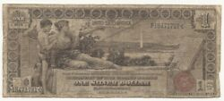 1896 1 Dollar Bill Educational Note Silver Certificate Rare Free Ship 781-anmt