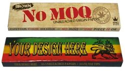 Customised Kingsize Rolling Papers