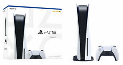 Sony Ps5 Blu-ray Edition Console - White Used