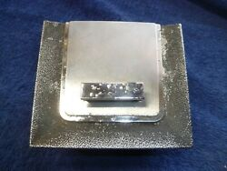 1967 Ford Mustang Mercury Cougar Center Console Ashtray Assembly Good Cond 67 Gg