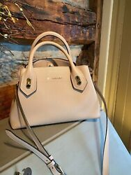 Burberry Small Milton in Pale Apricot  Authentic w tags and receipt $1995 New $950.00