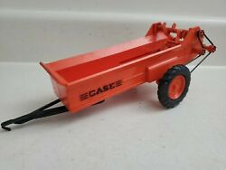 Case Toy Tractor Spreader - Vintage 1950s - Nice - Monarch Plastic Products