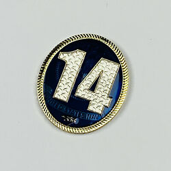 14 Master Chief Petty Officer Of The Navy Mcpon Challenge Coin New
