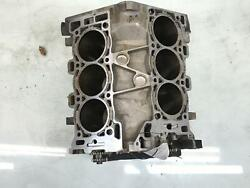 2013 Cadillac Ats 3.6l Engine Cylinder Block 92k Miles Flood Recovery