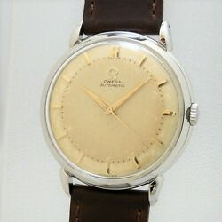 Omega Bumper Automatic 2446.1 Menand039s Watch Wl21656