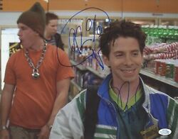 Seth Green Autographed Signed 11x14 Photo Canand039t Hardly Wait 92 Inscr. Racc Acoa