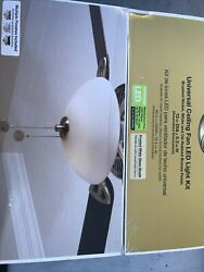 Home Decorators Collection Universal 12 in. LED Ceiling Fan Light Kit