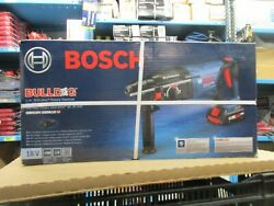 Bosch Bulldog Core18v 1-in Sds-plus Variable Speed Cordless Rotary Hammer Drill