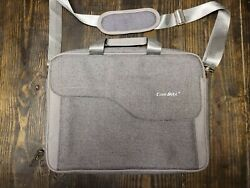 CoolBELL Convertible Canvas Backpack Messenger 17quot; Laptop Bag $19.99