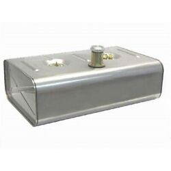 Holley 19-150 Fuel Tank Sniper Efi 16 Gallons Capacity Steel Silver New