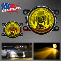 For Porsche Cayenne Macan Pair Halogen Lamp Fog Light Oem Quality Replacement F4