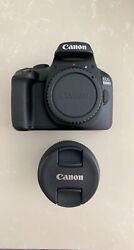 Canon Eos 3000d Rebel T100 New In Box Guaranteed Xmas Delivery Order By 12/18