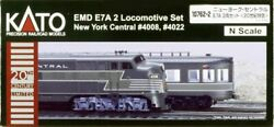 N Gauge New York Central E7a 20th Century Limited Express 10762-2