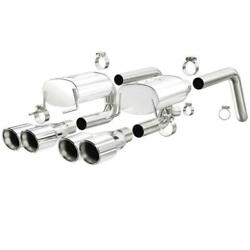 Exhaust System Kit Street Series Stainless Axle-back System